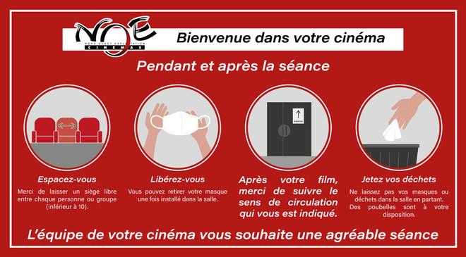 Les gestes barrières au cinéma