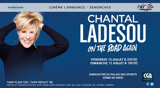 Spectacle de Chantal LADESOU