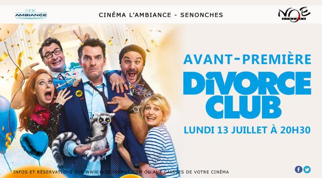 AVANT-PREMIÈRE Divorce club
